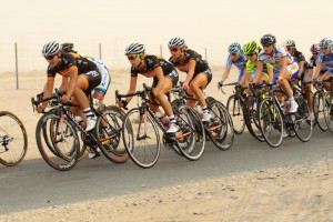 5eme Ladies Tour of Qatar 2013 - Stage 1, Museum of Islamic Art - Mesaieed, 97km