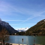 Alleghe Lake