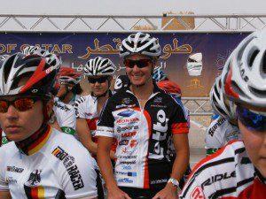 Qatar 2010 Start Line
