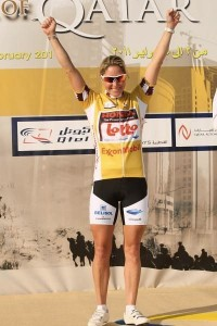 Yellow Jersey - Podium